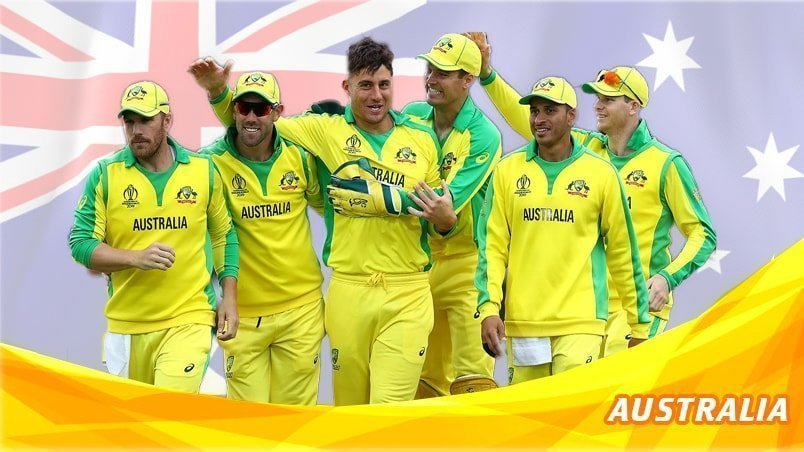 Australia Cricket Team Matches