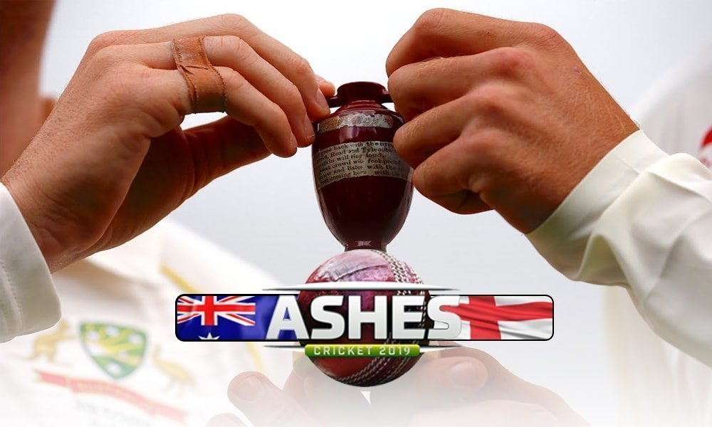 The Ashes Series Leveled 2-2
