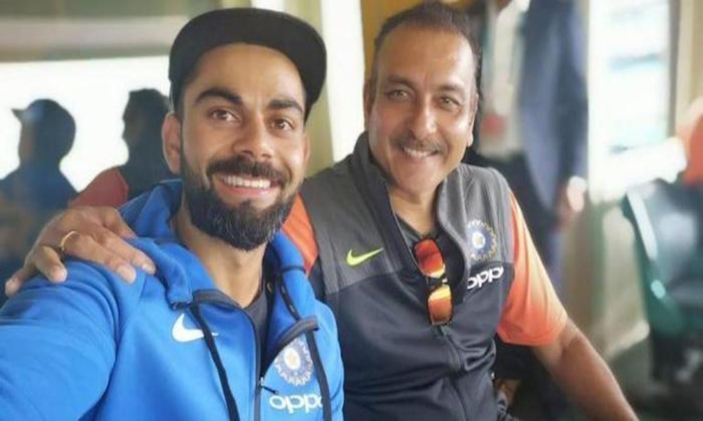 Ravi Shastri Reappointed as Indian Coach