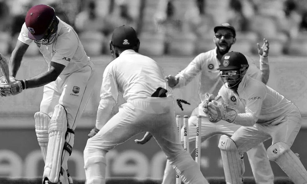 IND vs WI Test Match WI Lost