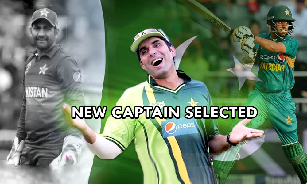 SARFARAZ AHMAD REMOVED FROM CAPTAINCY