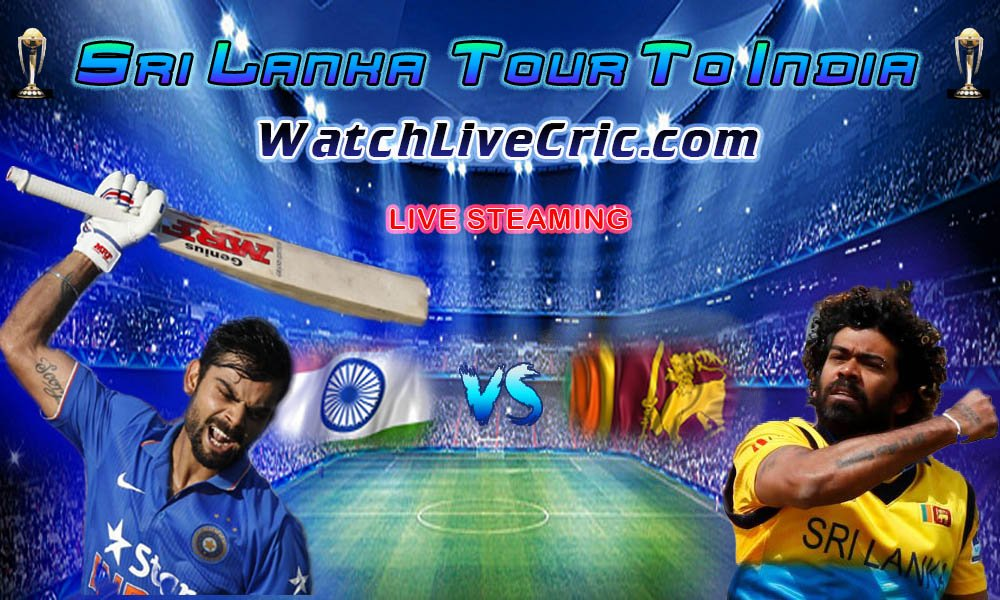 INDIA Vs SRI LANKA SERIES