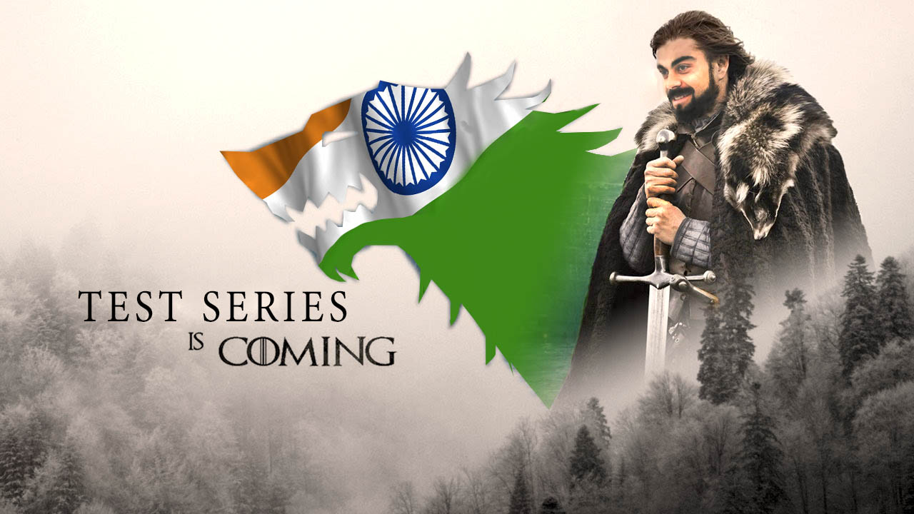 IND vs NZ TEST SERIES IS COMING