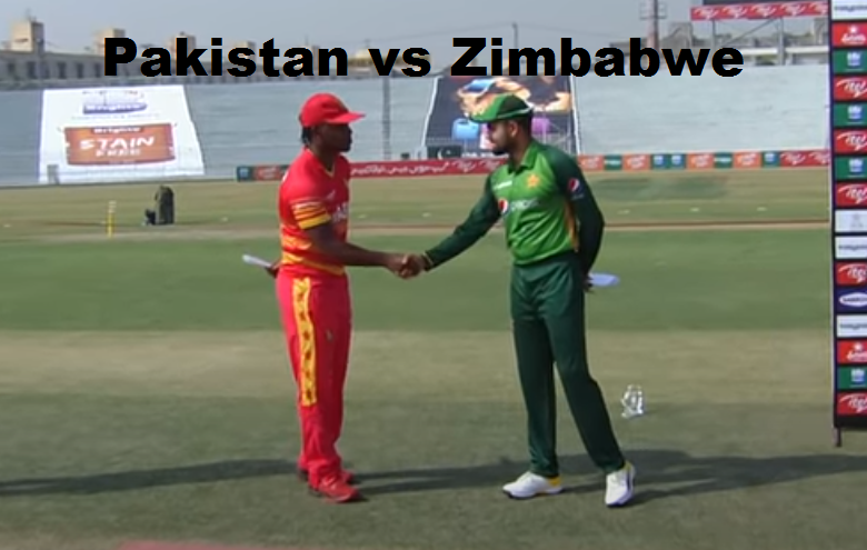 Pakistan vs Zimbabwe Highlights 1st ODI 2020